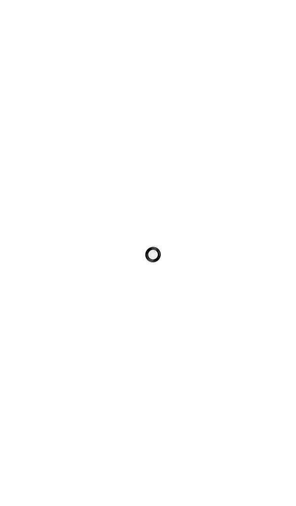 Náhradní gumový o-kroužek 8x1mm