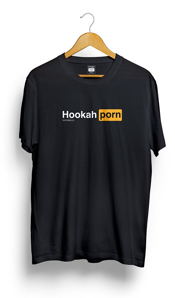 Tričko iSmoke Hookah P
