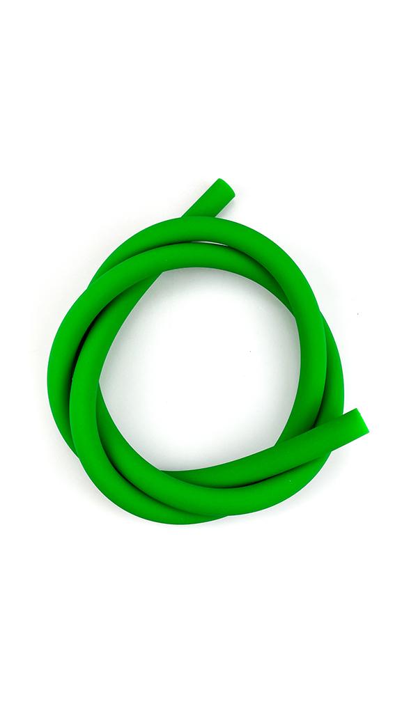 Hadice silikonová iSmoke SoftTouch, tmavá zelená
