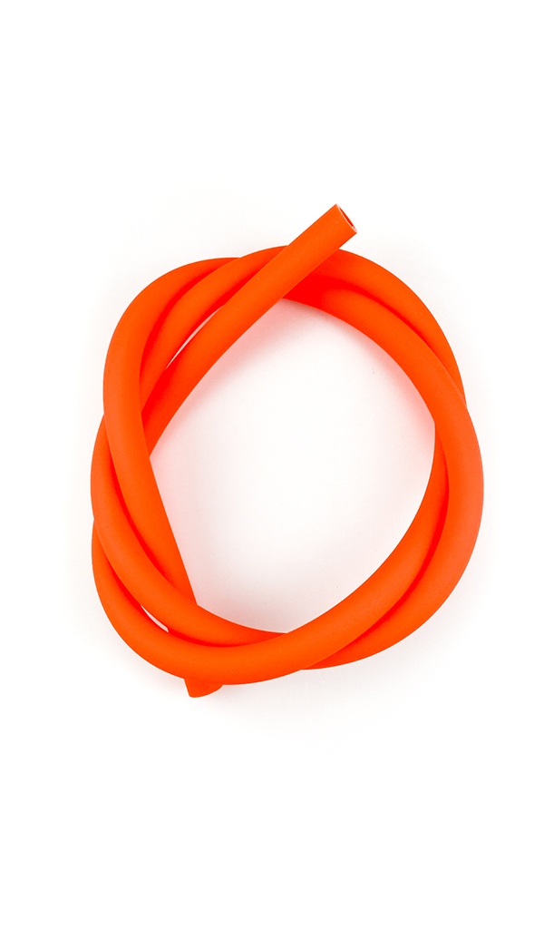 Hadice silikonová iSmoke SoftTouch, oranžová