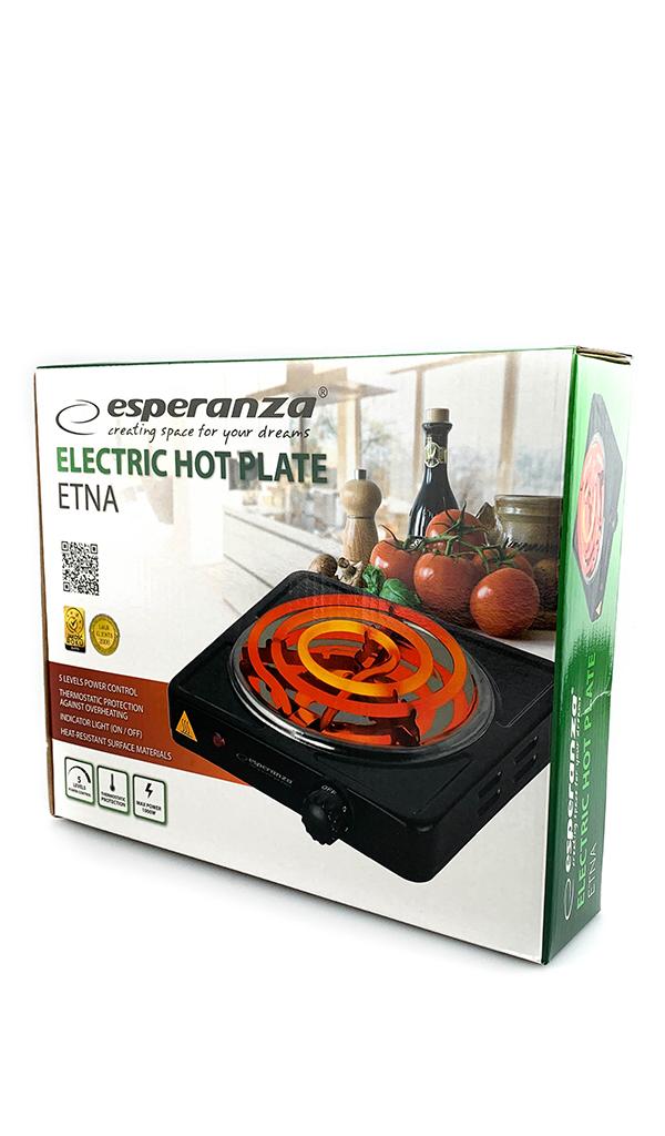 Žhavič elektrický Etna