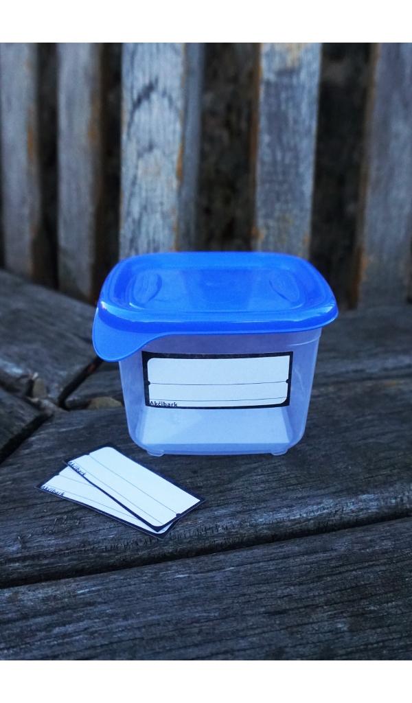 Krabička na tabák Akčibark 0.45l