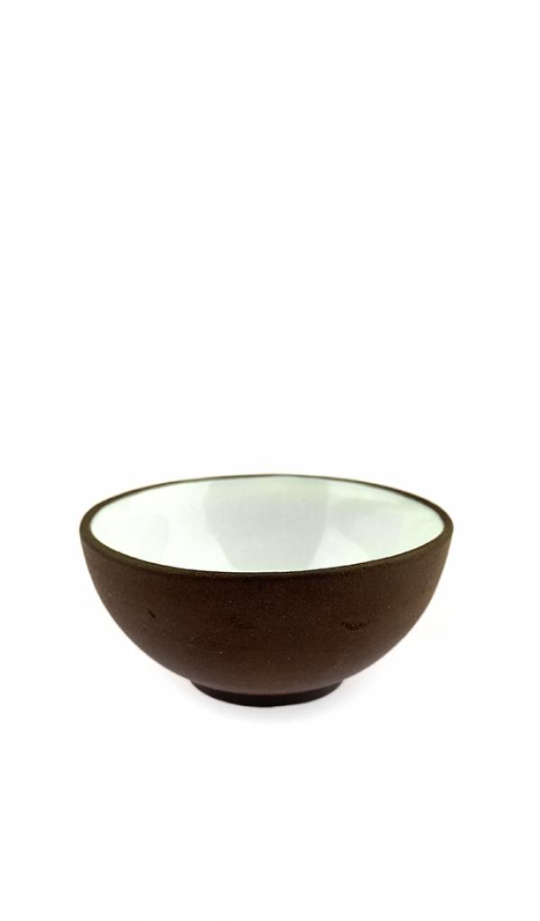 Šálek Yixing hnědý