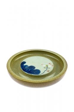 Čajové moře keramické Lotos