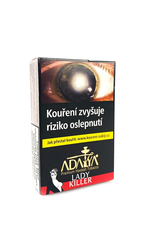 Tabák Adalya 50g — Lady Killer