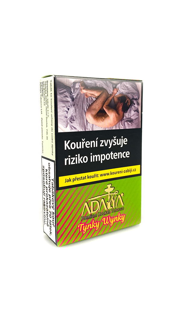 Tabák Adalya 50g — Tynky Wynky