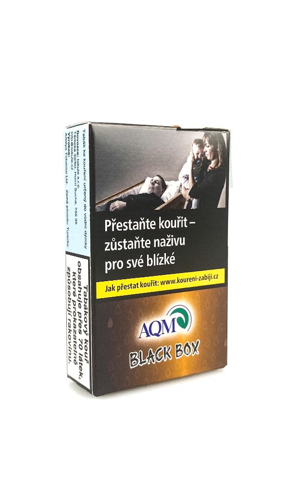 Tabák Aqua Mentha 50g — Black Box