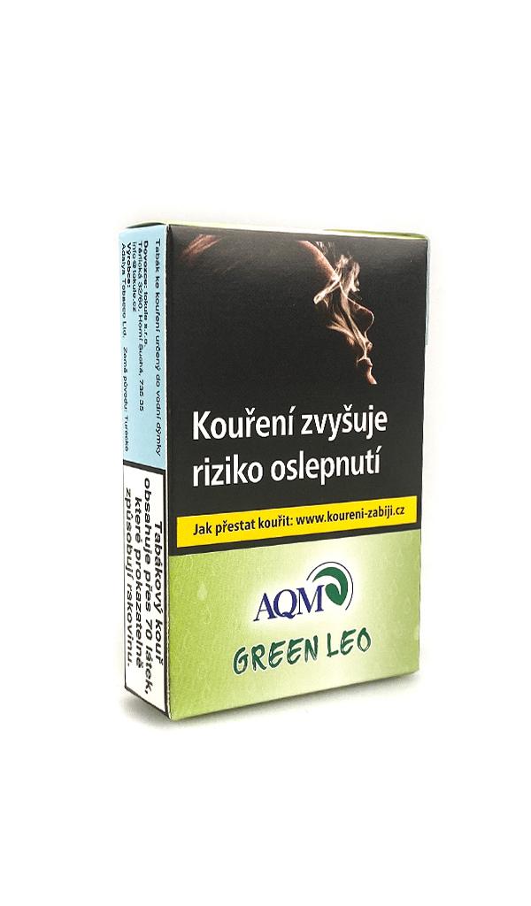 Tabák Aqua Mentha 50g — Green Leo