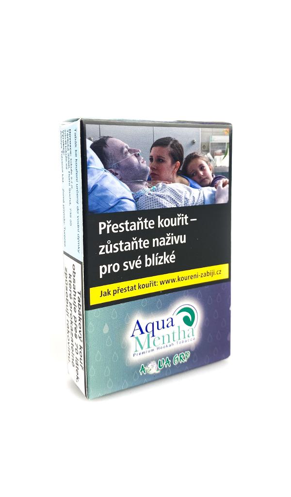 Tabák Aqua Mentha 50g — Aqua Grp
