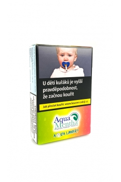 Tabák Aqua Mentha 50g — Aqua Lmnbry