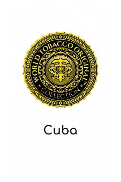 Tabák WTO Cuba 20g