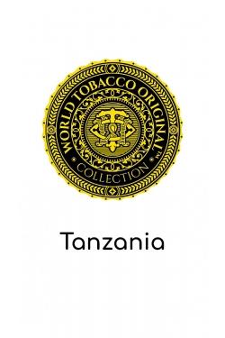 Tabák WTO Tanzania 20g