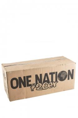 Uhlíky do vodní dýmky One Nation 20kg 26mm