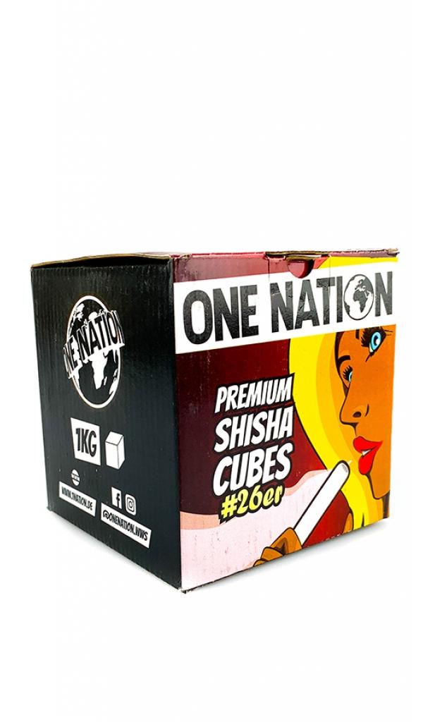 One Nation 1kg 26mm
